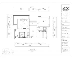 2019四居室房屋設計平面圖 2019大戶型平面圖片
