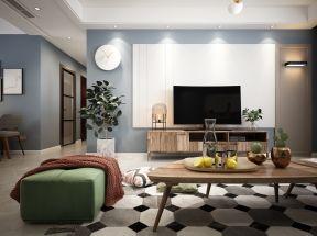 現代電視背景墻裝修 現代電視背景墻設計