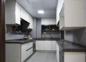 廚房裝修設計 2019現代簡約廚房設計圖