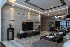 現代簡約風格客廳地磚 現代簡約風格客廳吊頂圖片