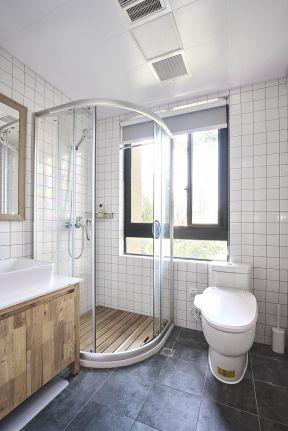 時尚衛生間裝修設計 2019衛生間淋浴房圖片欣賞 2019小衛生間淋浴房設計