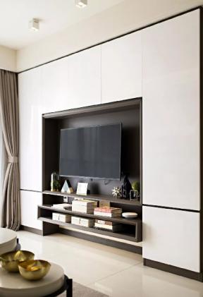 現代電視背景墻 現代電視背景裝飾