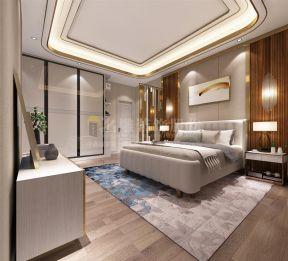2019簡約風格臥室床頭柜圖片 2019簡約風格臥室內裝修設計