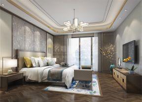 新中式風格臥室裝修 新中式風格臥室設計 新中式風格臥室