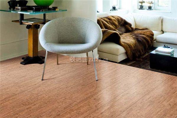 软木地板装修效果图