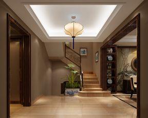 走道吊頂裝修 別墅樓梯設計