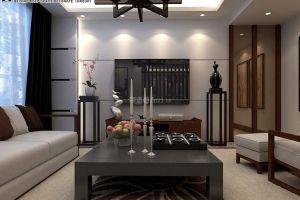 福盛家园——新中式风格装修