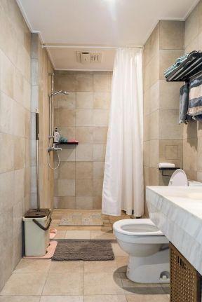时尚卫生间装修图片 简约时尚卫生间装修效果图