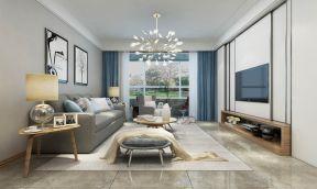 北歐風格客廳圖片 北歐風格客廳圖  家裝客廳沙發背景墻
