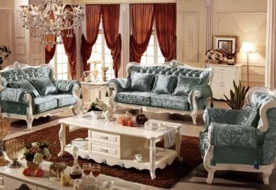 法式家具的特点是什么 浪漫与奢华缺一不可