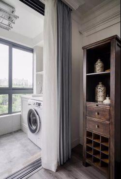 华美翡丽山欧式图纸阳台v图纸机柜设计图风格液位控制柜图片