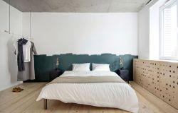 泰合尚渡北歐81平二居室臥室裝修案例