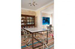 泰合尚渡地中海82平二居室餐廳裝修案例