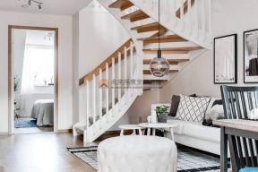 北歐風格客廳裝修圖  北歐風格客廳圖片