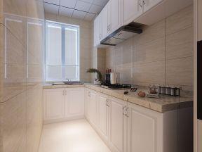 2019现代厨房整体橱柜装修图