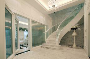 別墅樓梯背景墻 小別墅樓梯設計圖