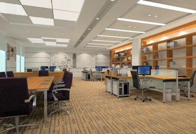 昆山办公室灯光设计注意事项 不同区域的灯光如何设计
