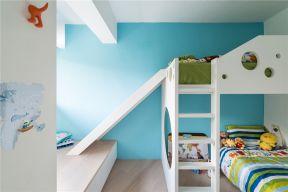儿童房儿童房高低床装修效果图 2019儿童房高低床设计效果图图片