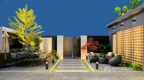別墅庭院園林設計 別墅庭院圖
