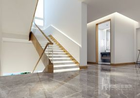 別墅樓梯設計圖片 別墅樓梯裝飾效果圖