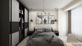 2019现代风格卧室设计 2019现代风格卧室装修设计