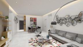 现代风格客厅装修效果图欣赏 现代风格客厅灯效果图