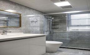 現代風格衛生間瓷磚 2019現代風格衛生間墻磚貼圖