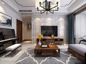 新中式風格客廳裝修圖 新中式風格客廳設計