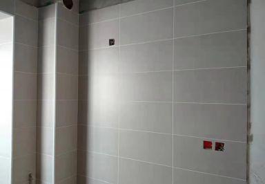 中期驗收瓷磚鋪貼