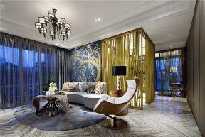 后現代風格客廳裝修效果圖 后現代風格客廳吊頂
