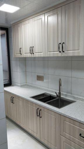 厨房吊柜设计图片 厨房吊柜装修图图片