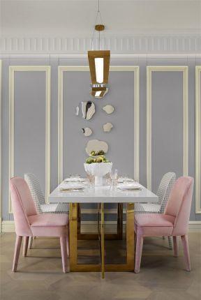 美式風格餐廳美式風格客廳裝修效果圖大全2019現代美式風格餐廳效果圖