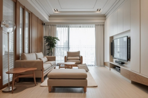 日式客廳效果圖 日式客廳裝修圖片