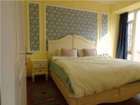 美式風格臥室裝修效果圖 美式風格臥室裝修圖