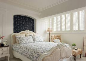 美式卧室装饰效果图 美式卧室装饰