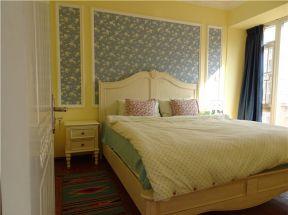 臥室美式 臥室美式窗簾