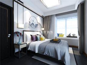 新中式風格臥室裝修 新中式風格臥室圖片