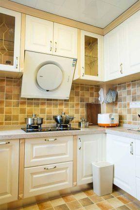 廚房櫥柜設計效果圖片 廚房櫥柜大全