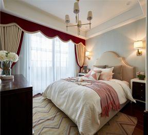美式風格臥室裝修 美式風格臥室背景墻