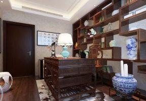 中式書房裝修設計 中式書房裝修圖片