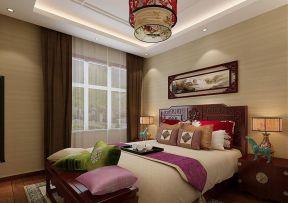 中式臥室效果 中式臥室圖片