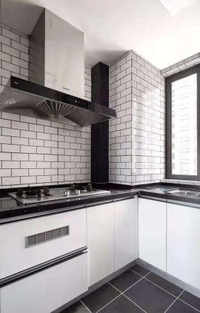 現代廚房裝修風格效果圖 現代廚房設計圖片