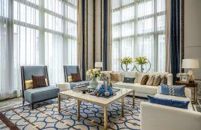 別墅客廳裝潢效果圖大全 別墅客廳裝修設計圖