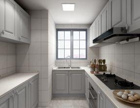 现代美式厨房装修风格 现代美式厨房装修效果图