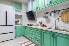 時尚廚房裝修 混搭風格廚房裝修效果圖