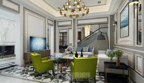 现代欧式客厅 现代欧式客厅背景墙