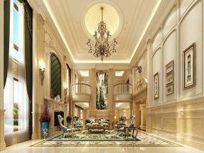 歐式風格客廳裝飾效果圖 歐式風格客廳裝修設計