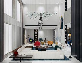 現代風格客廳裝飾柜效果圖 現代風格客廳裝修圖