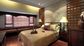 東南亞臥室效果圖 東南亞臥室裝修風格