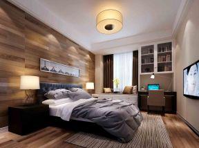 現代臥室風格圖片 現代臥室效果圖